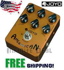 New JOYO JF-14 American Sound Fender 57 Amp Reproduction Effects Pedal Stompbox