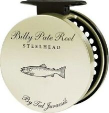 NEW TIBOR BILLY PATE RARE STEELHEAD RIGHT HAND #7-9 WT. FLY REEL FREE $100 LINE
