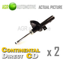 2 x CONTINENTAL DIRECT FRONT SHOCK ABSORBERS SHOCKERS STRUTS OE QUALITY GS3175FL