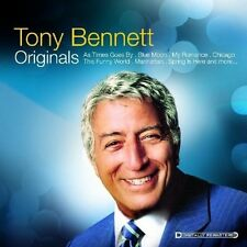 TONY BENNETT - ORIGINALS-TONY BENNETT  CD NEU