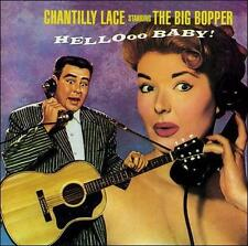 Big Bopper: Chantilly Lace  Audio Cassette