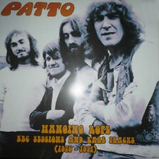 "Patto:  ""Hanging Rope - BBC Sessions & Rare Tracks '70-'71"" (CD Reissue)"