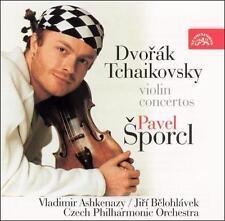Dvorak/Tchaikovsky-Voilin Concertos, New Music