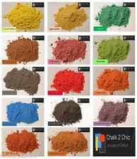 #CP28 RED SILK - CHALK craft PAINT mixable latex powder pigment makes 2L