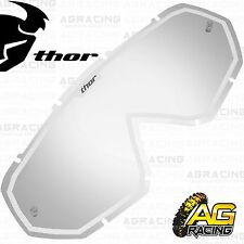 Thor Genuine Mirror White Lens For Fits Adult Hero & Enemy Goggles Goggle New