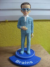THUNDERBIRDS  BRAINS LIMITED EDITION CARLTON 1999 GERRY ANDERSON