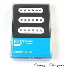 Seymour Duncan California '50s for Strat Single-Coil Pickup Set White 11208-1