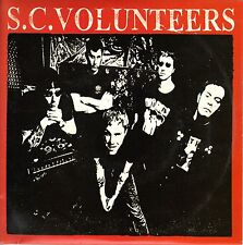 S.C. Volunteers - Salute - 2000 TKO 7 Inch Vinyl Record NEW