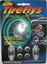 TIREFLYS - Lights For Your Wheels .Plastic. (YELLOW) Part: TF1036899