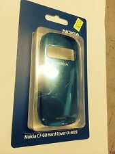 Nokia C7-00 Fitted Hard Cover in Cyan CC-3019. Brand New in Original Package.