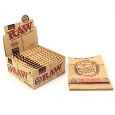 RAW Artesano Kingsize Slim Rolling Papers - 32 Papers + Tips + Rolling Tray