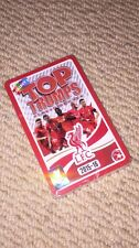 Top Trumps - Liverpool FC 2015-16 Season Sealed pack brand new