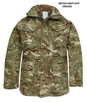 MTP MULTICAM BRITISH ARMY PCS SMOCK  SAS GR.1 JACKET USED