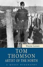 Tom Thomson: Artist of the North (Quest Biography)-ExLibrary