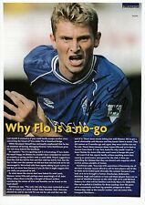 TORE ANDRE FLO CHELSEA 1997-2000 ORIGINAL HAND SIGNED MAGAZINE CUTTING