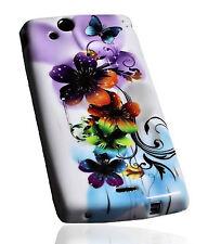 Design 4 Silicone TPU Cover per Cellulare Guscio Case Per Sony Ericsson Xperia Arc-Arc S