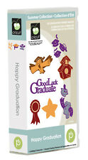 *New* HAPPY GRADUATION School Party Cricut Cartridge Free Ship Factory Sealed