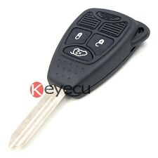 New Uncut Remote Key Fob 3 Button 433MHz ID46 Chip for Chrysler C300 PT Cruiser