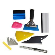 Universal 8x Squeegee Car Window Tint Auto Film Wrapping Install Applicator Tool