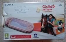 CONSOLE PORTABLE PSP SLIM & LITE SERIE 3004 SONY PAK GIULIA PASSIONE NUOVA NEW