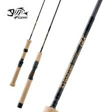 G Loomis Trout & Panfish Spinning Rod SR842-2 IMX 7' Light 2pc