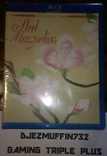 NEW STEEL MAGNOLIAS BLU-RAY (LIMITED TO 3,000) OOP