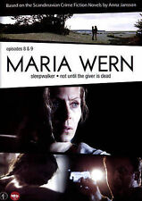 MARIA WERN: EPISODES 8 & 9 ...-MARIA WERN: EPISODES 8 & 9 (2PC) / (ANAM WDVD NEW