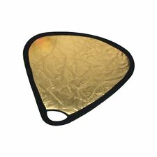"12.5/11.5"" 2in1 Gold/Silver Dual-Faced Photography Reflector Panel Illuminator @"