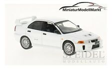 #216 - Whitebox Mitsubishi Lancer Evo V - weiss - RHD - 1998 - 1:43