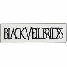 Black Veil Brides Embroidered Sew Iron-On Patches Jacket Vest T Shirt Cap #M0036