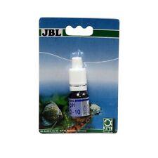 JBL ph equipo de prueba 3,0-10,0 Reactivo Relleno Nachfuellpack Agua dulce mar