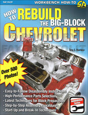 How to Rebuild Big Block Chevy 396 402 427 454 Chevrolet Engine 1965-1976