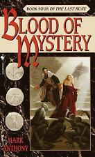 Blood of Mystery (The Last Rune, Book 4)-ExLibrary