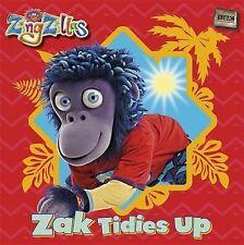 ZingZillas: Zak Tidies Up, BBC