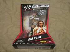 Mattel WWE Elite Collection Series 1 CM Punk Action Figure