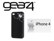Gear4 Black Thin Ice Hard Protective Case for iPhone 4  IC411