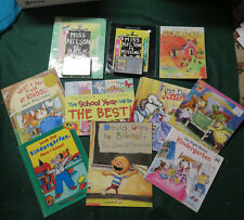 DAYCARE TEACHERS:  PICTURE BOOKS + AUDIOBOOKS ABOUT GOING TO SCHOOL  (SET 2)