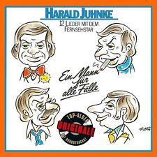 HARALD JUHNKE - EIN MANN FÜR ALLE FÄLLE (ORIGINALE)  CD NEU