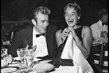 photo 10*15cm 4*6 inch URSULA ANDRESS et JAMES DEAN