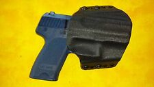 HOLSTER BLACK KYDEX HK USP9 Compact H&K USP 9C HKUSP9C OWB Outside Waistband