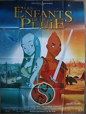 LES ENFANTS DE LA PLUIE Affiche Cinéma / Movie Poster 160x120