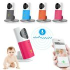 New IP Wireless Camera Baby Care Monitor Security WIFI Night Vision Audio Video