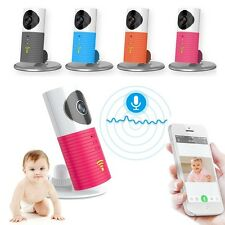 WIFI Wireless Night Vision Camera Baby Care Monitor Security Audio Video 5 Color