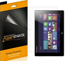 "3X SuperShieldz Clear Screen Protector For Lenovo Miix 2 (11 inch) 11.6"" Display"