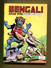 """Bengali-Akim"" Special French Comic Book #43 - 1971"