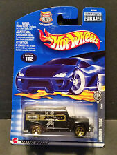 2002 Hot Wheels #112 Fed Fleet Series 2/4 : Armored Truck - 54408