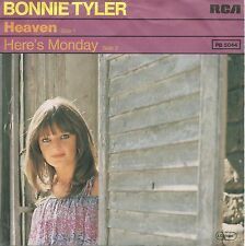 "Bonnie Tyler - Heaven / Here's Monday (7"" RCA Vinyl-Single Germany 1977)"