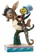 Disney Traditions Jim Shore Jiminy Cricket Horsing Around Figurine 15cm 4043648