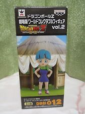 New Dragon Ball Z Battle of Gods World Collectable DWC 012 Bulma Figure