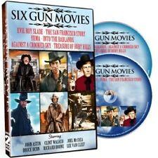 Six Gun Movies [2 Discs] (2013, REGION 1 DVD New)
